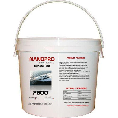 detergente multi-superfícies / para barco / de nano-partículas