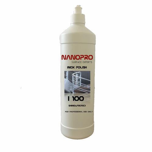 detergente para inox / para barco / de nano-partículas