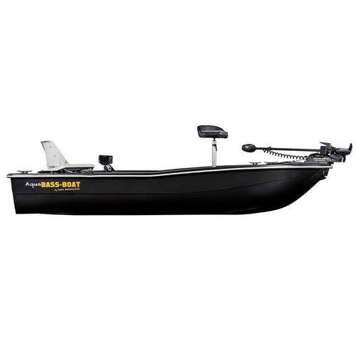 bass boat com motor de popa / de pesca esportiva / máx. 3 pessoas