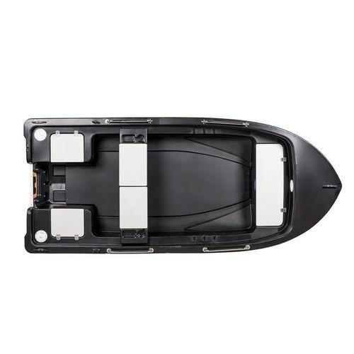 bass boat com motor de popa / de pesca esportiva / máx. 5 pessoas