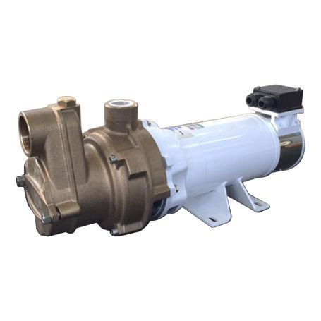 bomba para barco / de transferência / de escoamento / de água