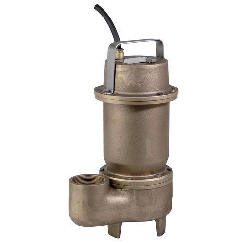 bomba para barco / de porão / de água salgada / de água doce