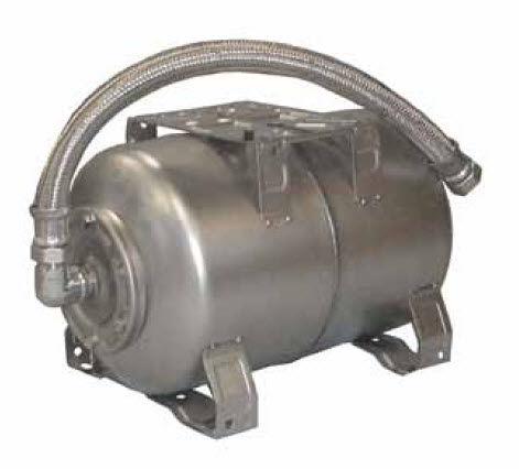 tanque para água / acumulador / para barco / pressurizado