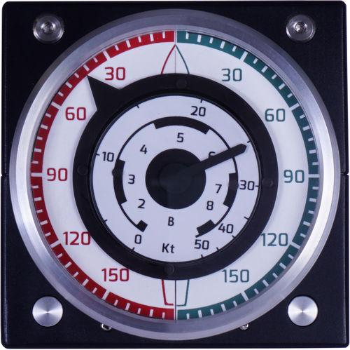 indicador para barco / de cata-vento / analógico