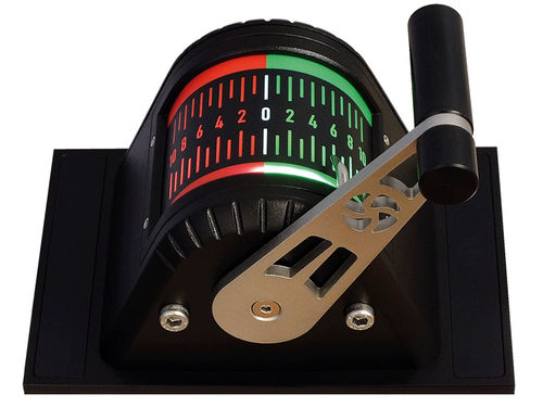 alavanca de comando para motor / para propulsor / digital / alavanca simples