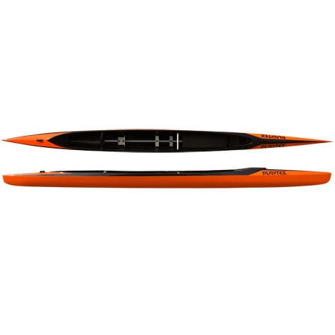 canoa de águas calmas