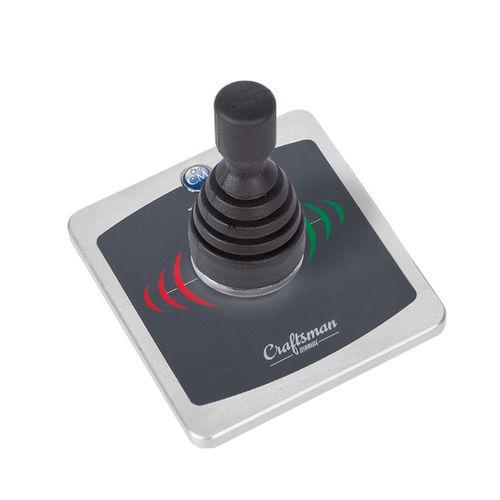 joystick para propulsor lateral / para barco