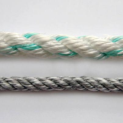 cabo de amarração / multiusos / torcido / para veleiro