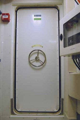 porta para navio