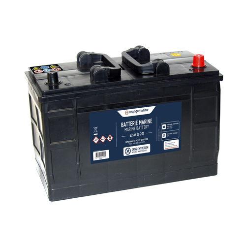 bateria náutica 12 V / de arranque