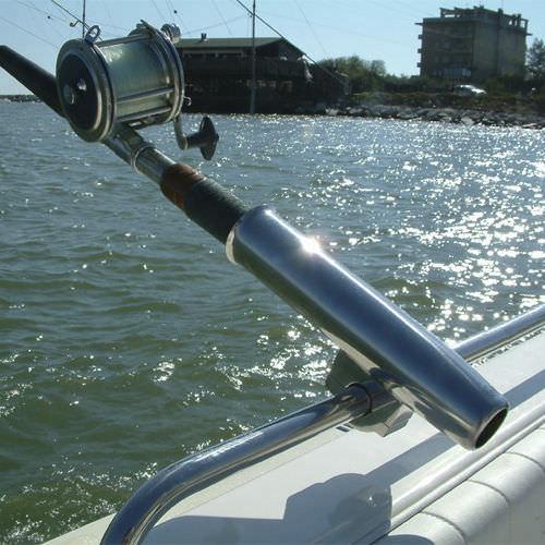 suporte para vara para barcos / orientável