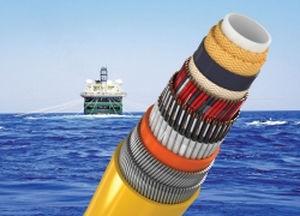 cabo umbilical / para ROV