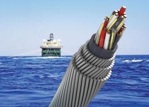 cabo para estudos sísmicos / de reboque streamer / marítimo