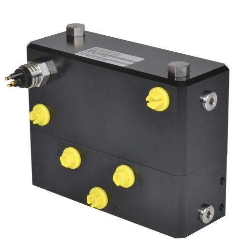 conjunto de válvulas para ROV