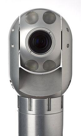 câmera para navio / de inspeção / subaquática / HD