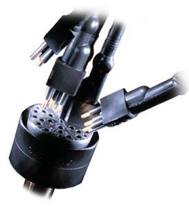 conector elétrico