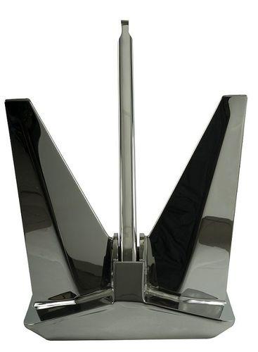 âncora tipo Pool / para iate / em aço inox / em aço galvanizado