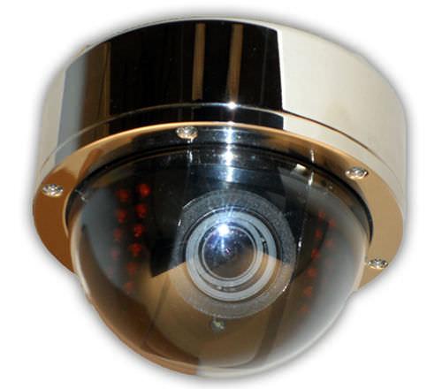 câmera para navio / com visão noturna / IV / CCD