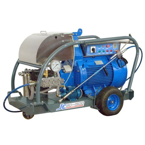 lavadora de alta pressão para estaleiro naval / móvel / elétrica
