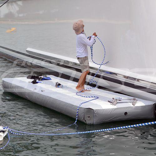 plataforma para barco / para iate / flutuante