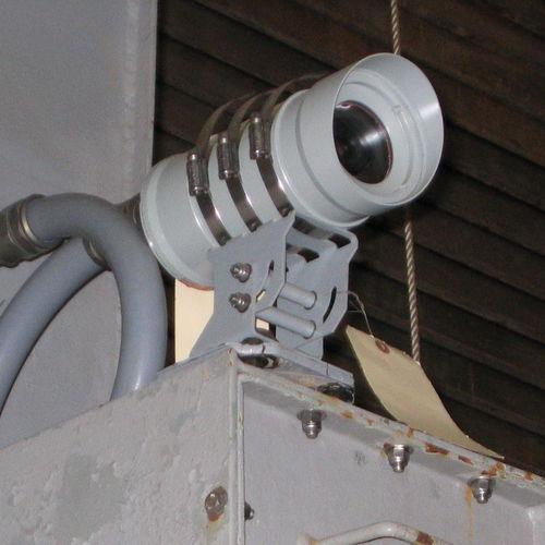 câmera para navio