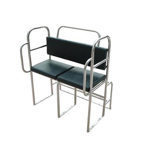 assento para navio de passageiros / com braços / de 2 lugares