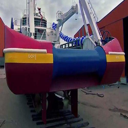 rolo de popa para navio
