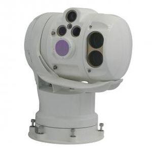 sistema de vídeo câmera para barco