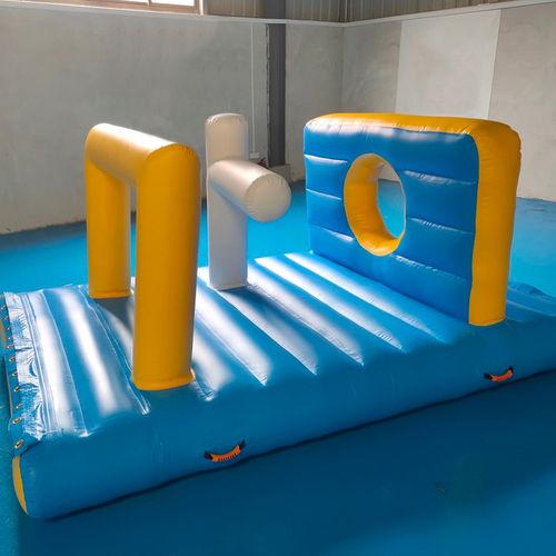 equipamento de diversão aquática pista de corrida