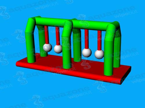 equipamento de diversão aquática parque / inflável