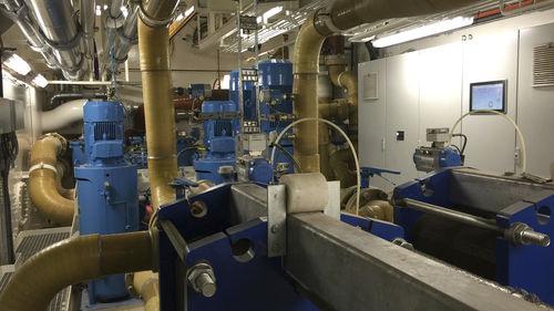 gerador de gás inerte para navio / para a redução de SOx