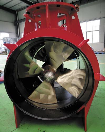 propulsor fixo