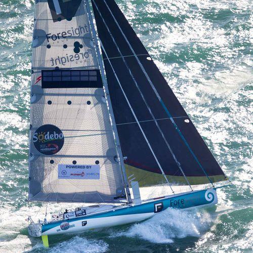 painel solar para barco / flexível