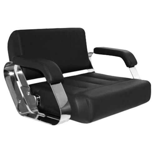 assento de piloto / para barco / com encosto rebatível / de 1 lugar