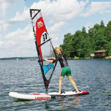 prancha de stand-up paddle allround / de Wave / de windsurf / inflável