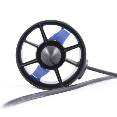 propulsor fixo / de ROV / elétrico / compacto