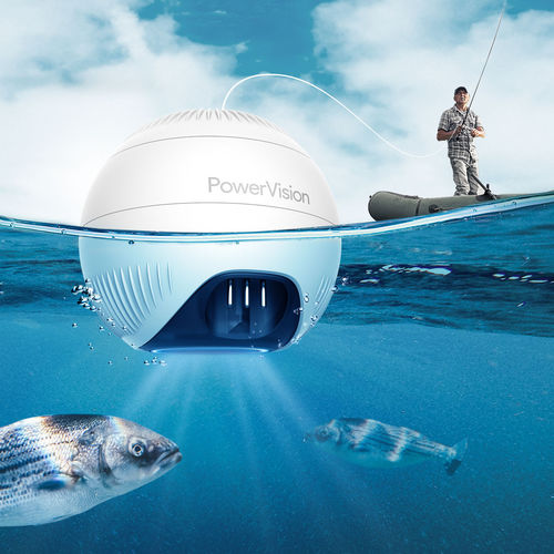 sonar de pesca para barco