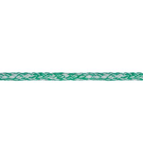 cabo náutico multiusos / com trançado simples / para barco de vela ligeira / para veleiro de regata