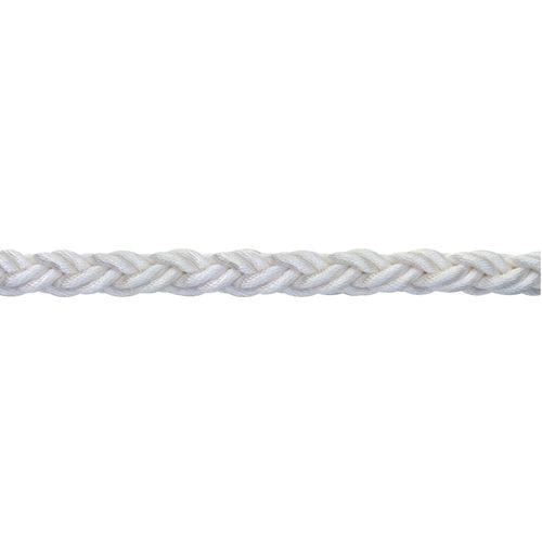 cabo náutico de reboque / para rede de pesca / de trançado quadrado / para veleiro