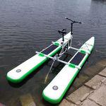 bicicleta aquática individual