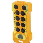 controle remoto para grua / para pórtico / para travel lift / para porto