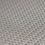material de núcleo colmeia em alumínio