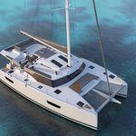 catamarã / de cruzeiro / de popa aberta / 3 ou 4 cabines