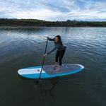prancha de stand-up paddle longboard