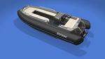 barco inflável elétrico