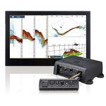 monitor para barco / multifuncional / com tela sensível ao toque / impermeável