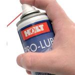 lubrificante em spray