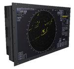 monitor náutico / multifuncional / com tela sensível ao toque / largo