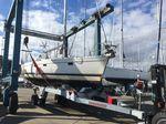 carreta de movimentação / para veleiro / hidráulica