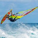 prancha de windsurf de Wave